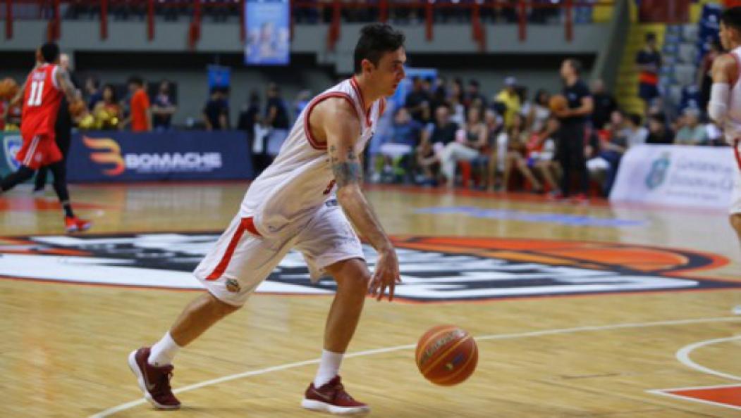 Paulinho Boracini é um dos destaques do time nesta temporada. Foto: Tatiana Fortes
