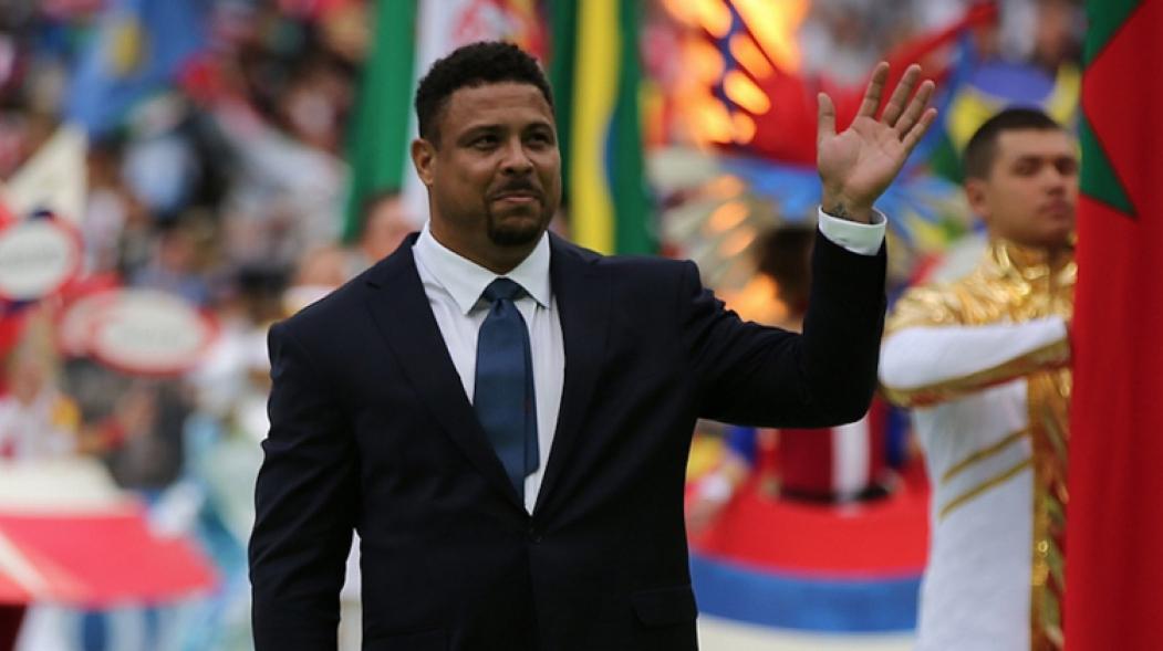 Antes pouco afeito ao tema, Ronaldo se posicionou, cobrando punição ao racismo nos estádios (Foto: divulgação)