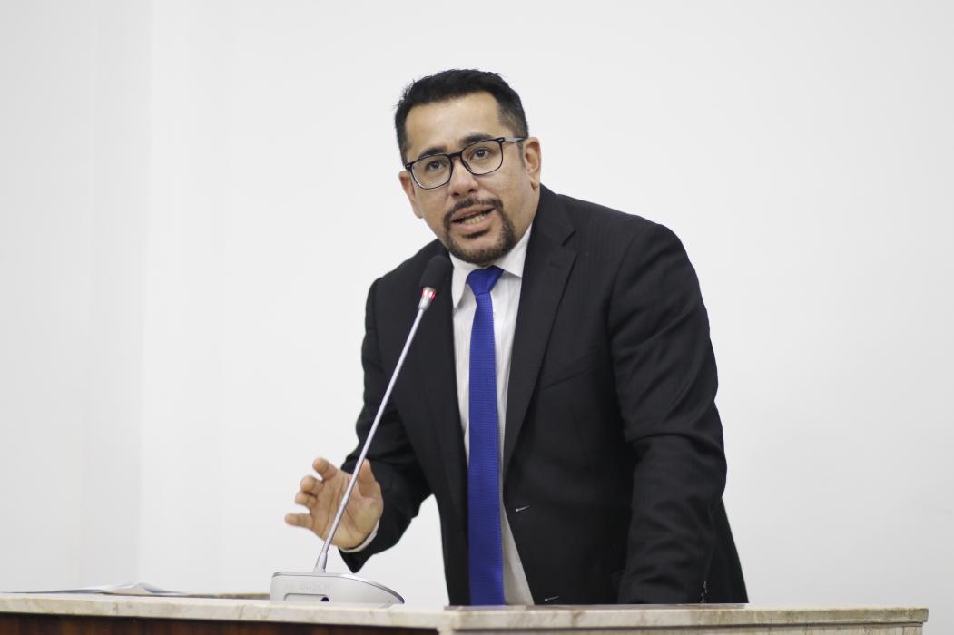 Líder da oposição na Câmara (Gustavo Simão/ Especial para O POVO)