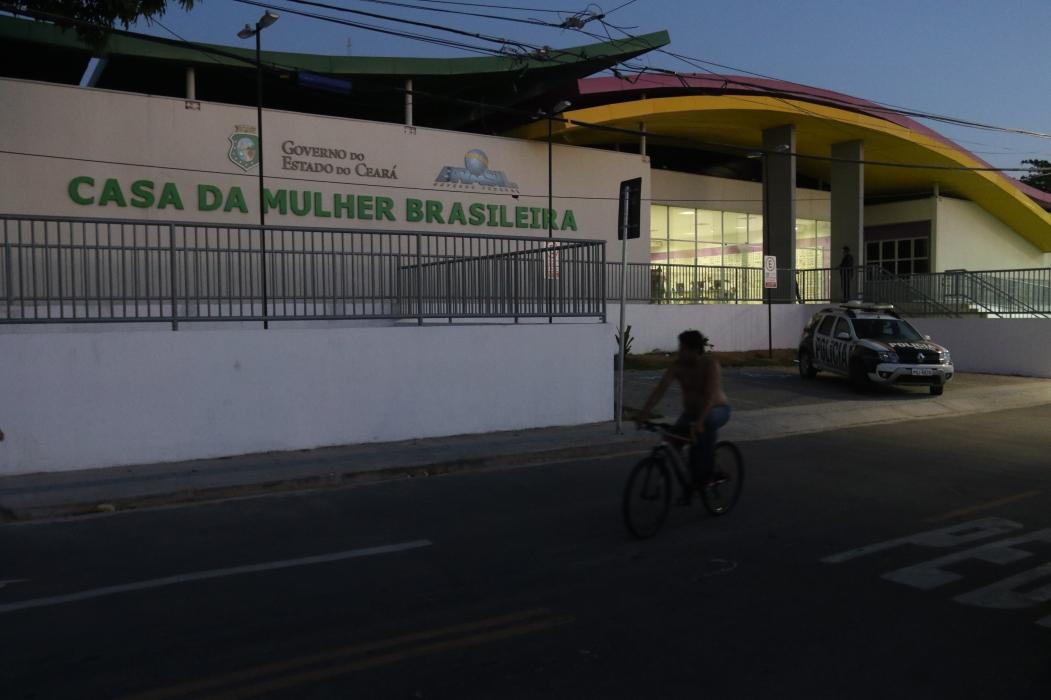 Casa da Mulher Brasileira é um dos principais suportes no Estado