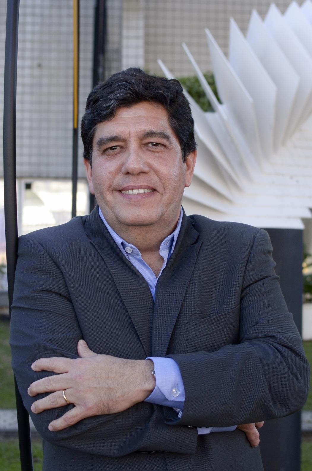 Doutor Cabeto, secretário estadual da Saúde (Foto: Alex Gomes/ Especial para O POVO)