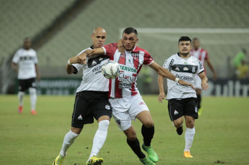 O Esporte Interativo transmitiu a decisão da Série D entre Ferroviário e Treze