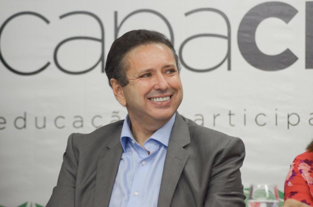 Domingos Filho ocupava o cargo de presidente do TCM