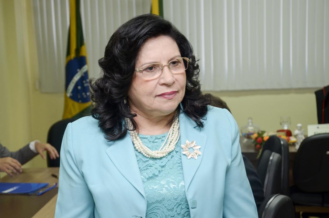 Nailde Pinheiro Nogueira (Alex Gomes / O Povo)