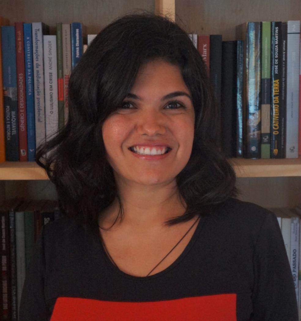 Monalisa Soares Lopes  Cientista Política e pesquisadora do Laboratório de Estudos sobre Política, Eleições e Mídia (Lepem-UFC) monalisaslopes@gmail.com    (Foto: Arquivo pessoal)