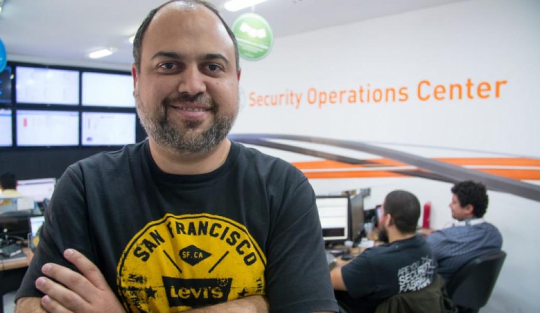 Pedro Prudêncio, especialista em segurança digital e sócio-fundador da Morphus Segurança da Informação