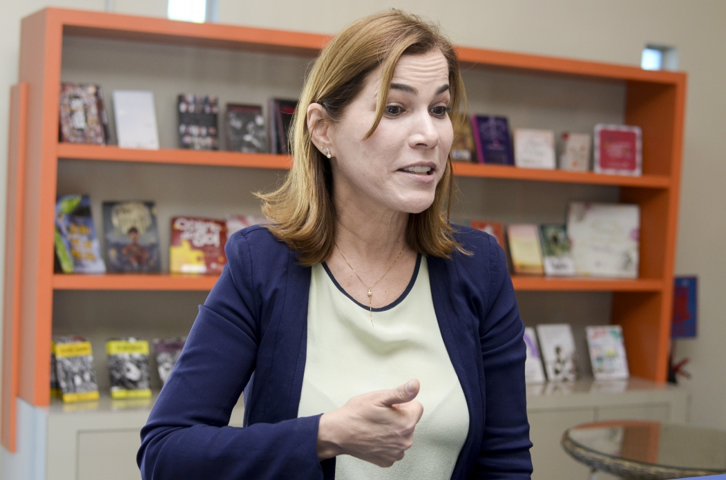 MAYRA Pinheiro, secretária de Gestão do Trabalho e da Educação na Saúde do MS (SGTES)