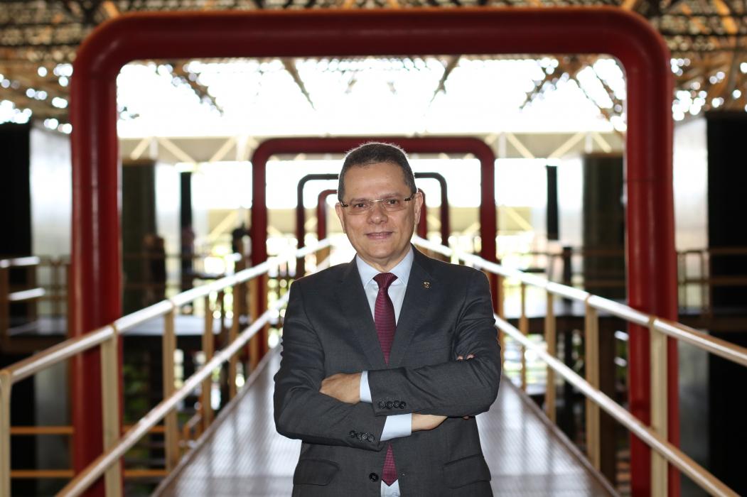 Concursado, Claudio Freire foi nomeado diretor de Administração em 2017