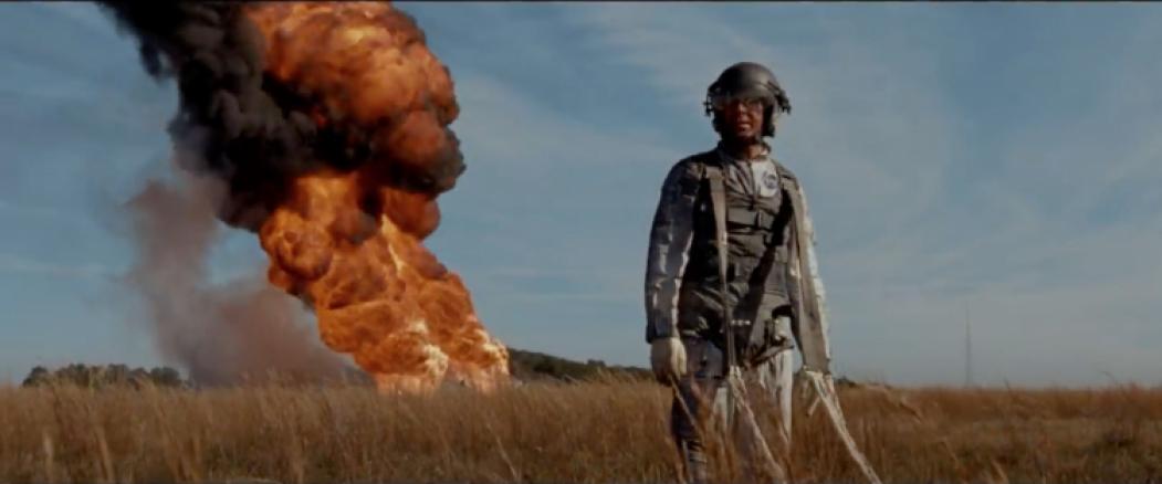 Ryan Gosling interpreta Neil Armstrong, o primeiro homem a pisar na lua