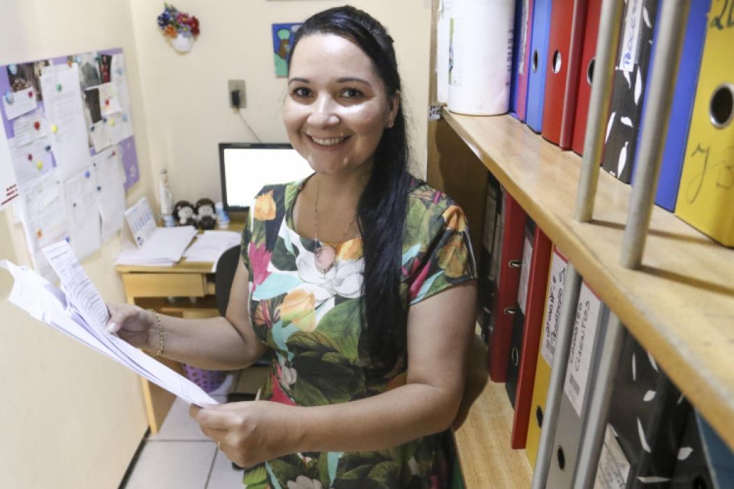 GLÓRIA Ribeiro afirma que a burocracia atrapalha o empresário