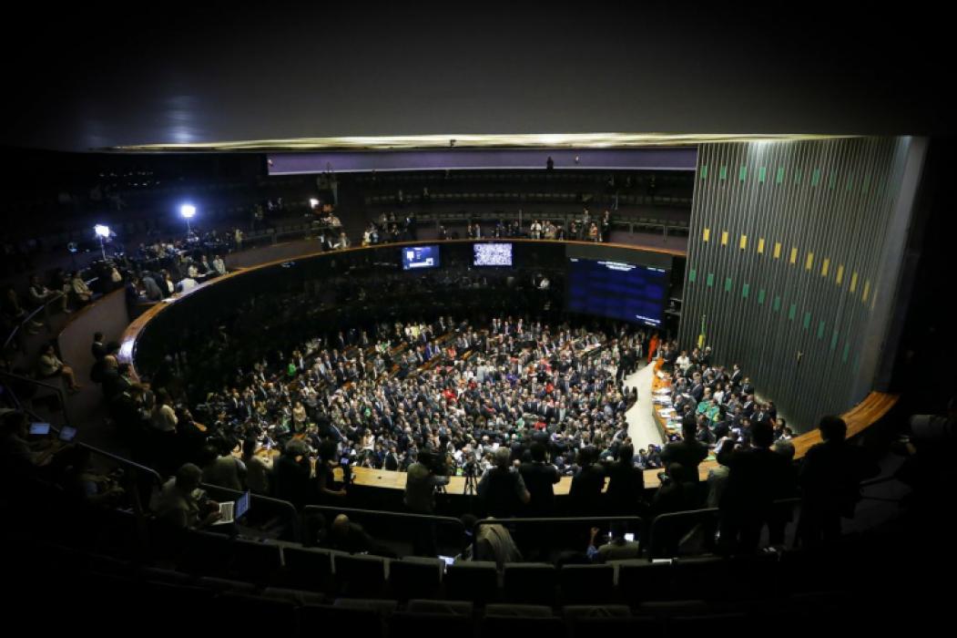 SÃO 243 deputados eleitos e renovação de 52%