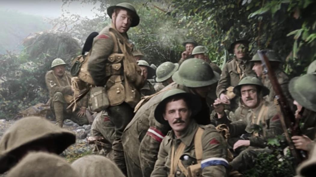 O filme reúne imagens originais que passaram por um meticuloso tratamento para chegar ao cinema