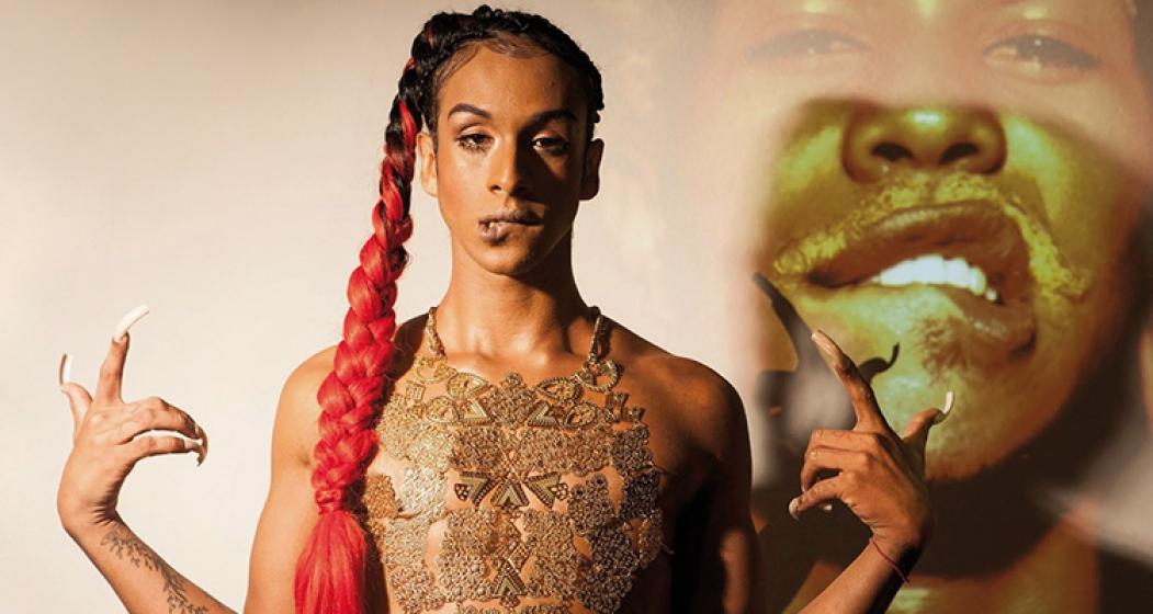 Linn da Quebrada realiza bate papo gratuito em Fortaleza em alusão ao Dia da Consciência Negra