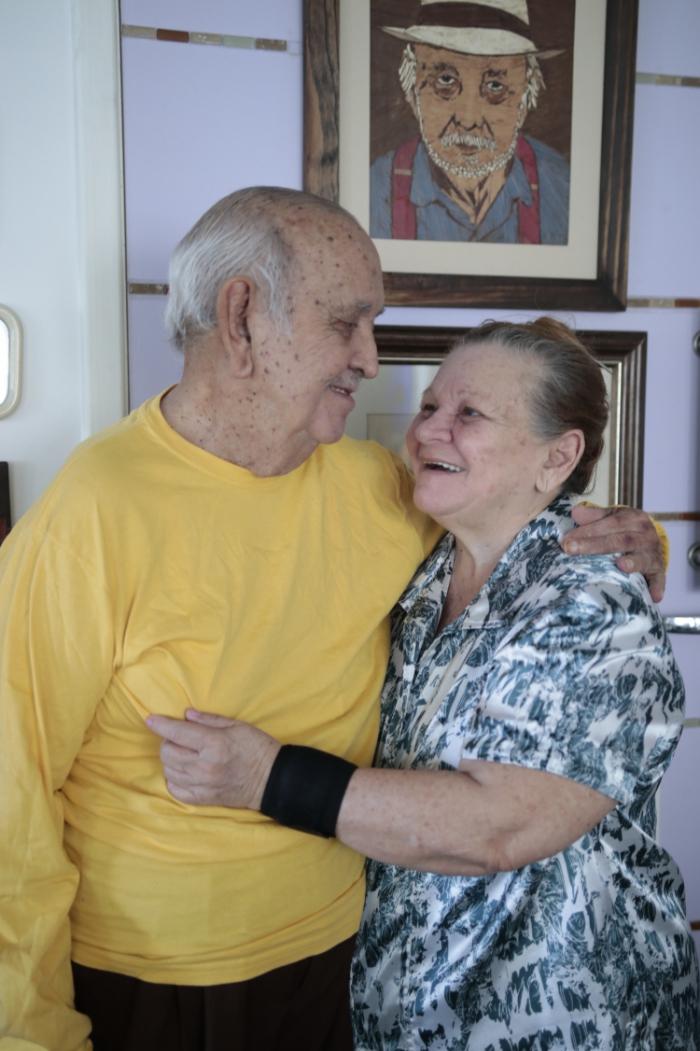 O CASAL Haroldo e Hiramisa Serra compartilha décadas de teatro e família. Na ocasião da atual entrevista, ele confidenciou que a presença