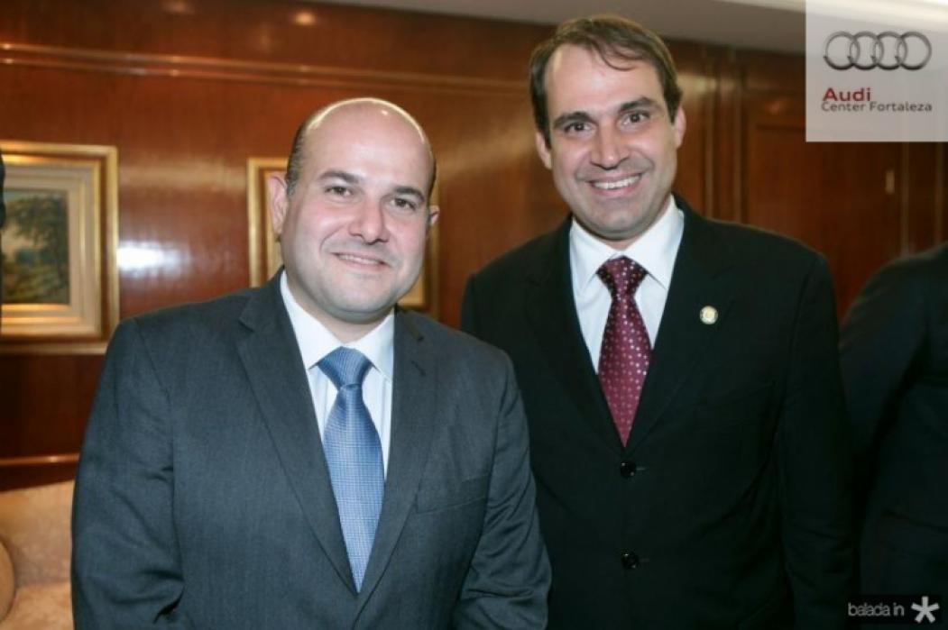 Salmito Filho, ajudando Roberto Cláudio, em sua administração, tem missão de trabalho em Bogotá
