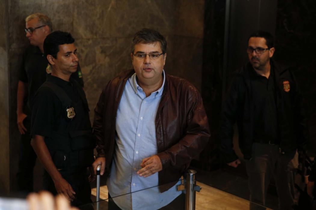 ? Investigação apontou mais de 30 transações irregulares envolvendo o deputado André Correia (DEM)