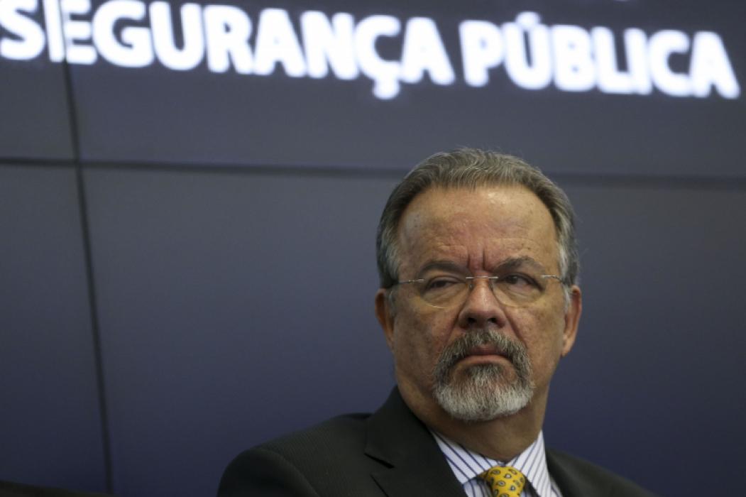 ?MINISTRO da Segurança Pública, Raul Jungmann falou sobre impacto da operação
