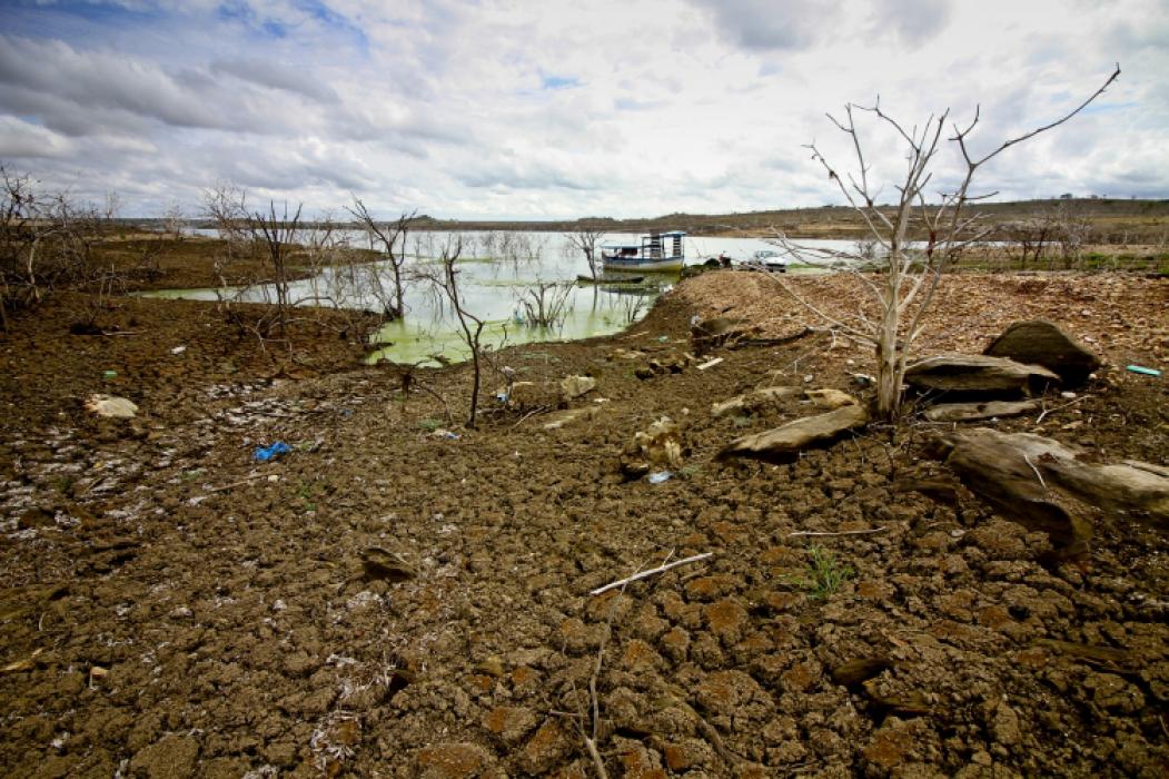 ?CAPACIDADE hídrica do Ceará está em 11,88%. Castanhão tem 5,2 % de volume