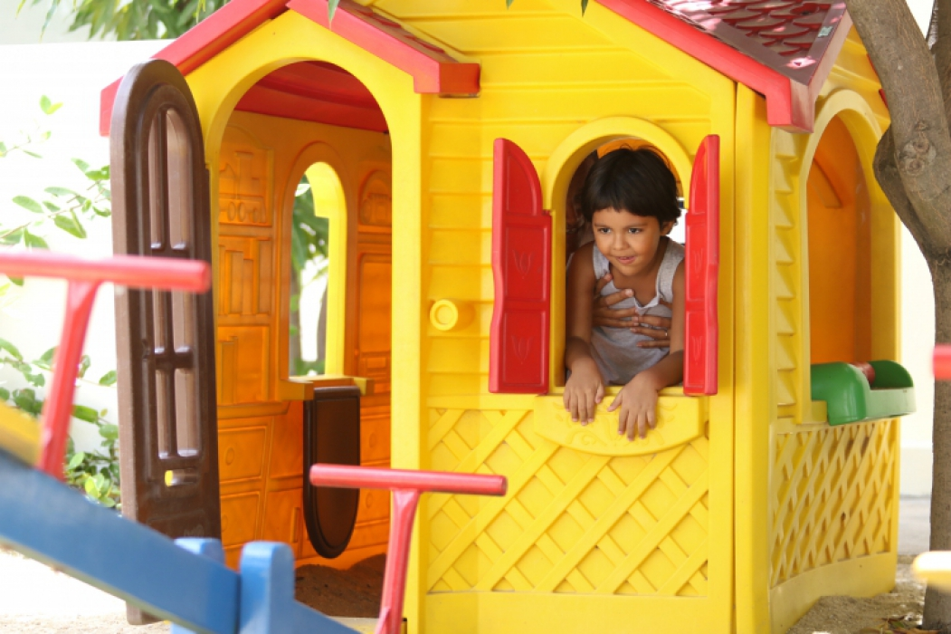 FORTALEZA,CE,BRASIL,14.11.2018:  Caleb de 4 anos, com autismo. Acesso de crianças com deficiencia sem cuidador em escolas.  (fotos:Fabio lima/ O POVO)