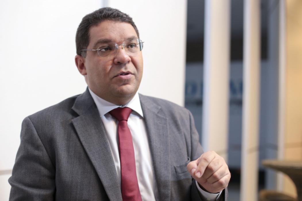 O cearense Mansueto Almeida é secretário do Tesouro Nacional
