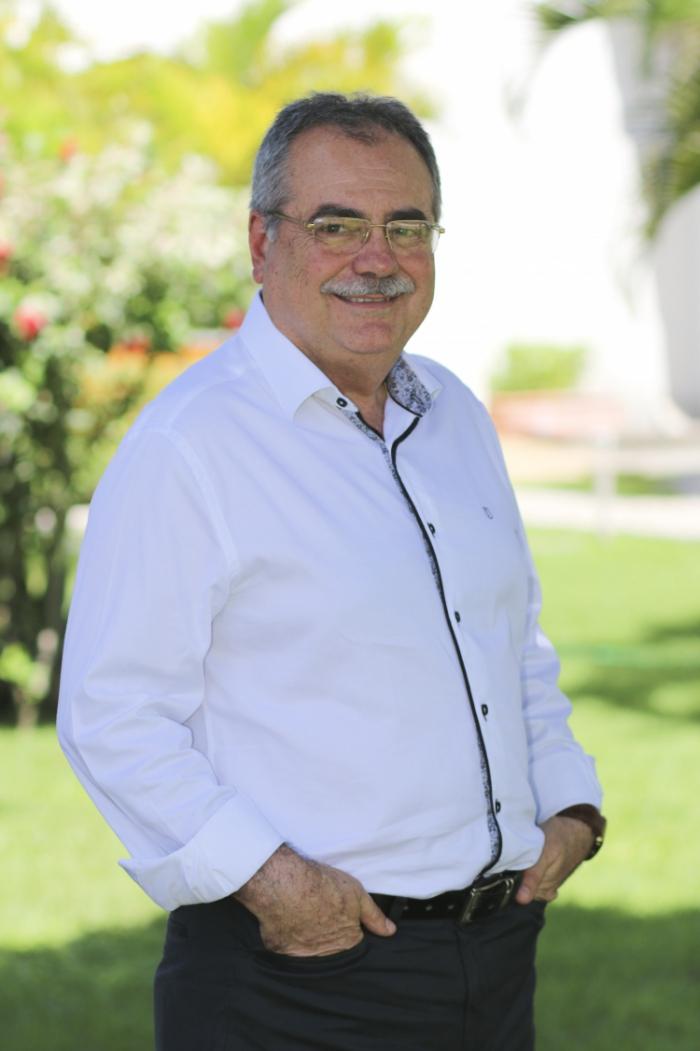 Assis Cavalcante  CEO das Óticas Visão, escritor, presidente da CDL Fortaleza