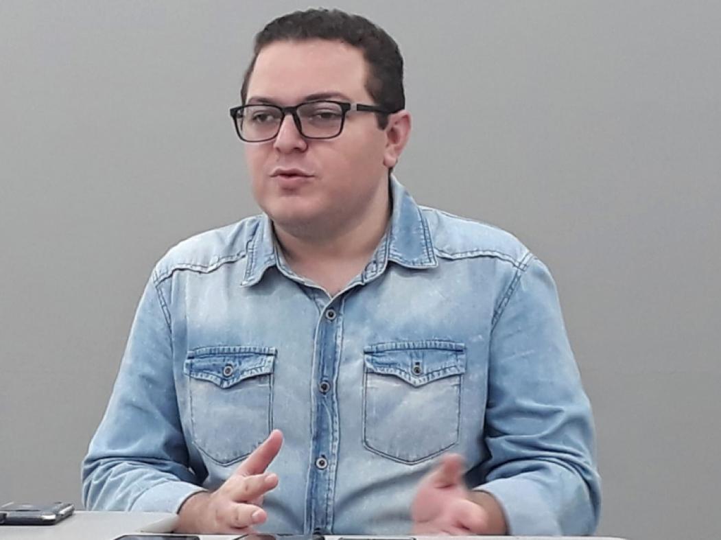 CLEYTON  Monte, cientista político (Foto: divulgação)