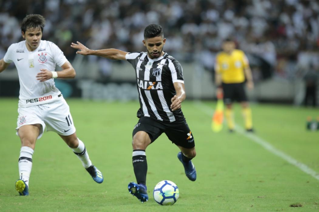 FELIPE Jonatan assumiu a titularidade durante a disputa da Série A