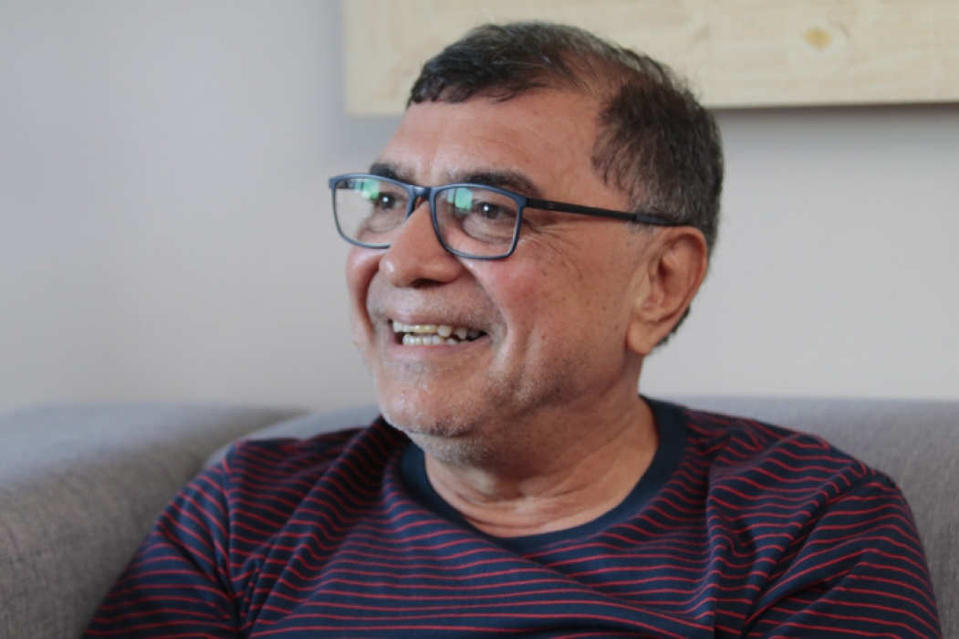 Tarcísio Matos, cantor, compositor e cronista do O POVO