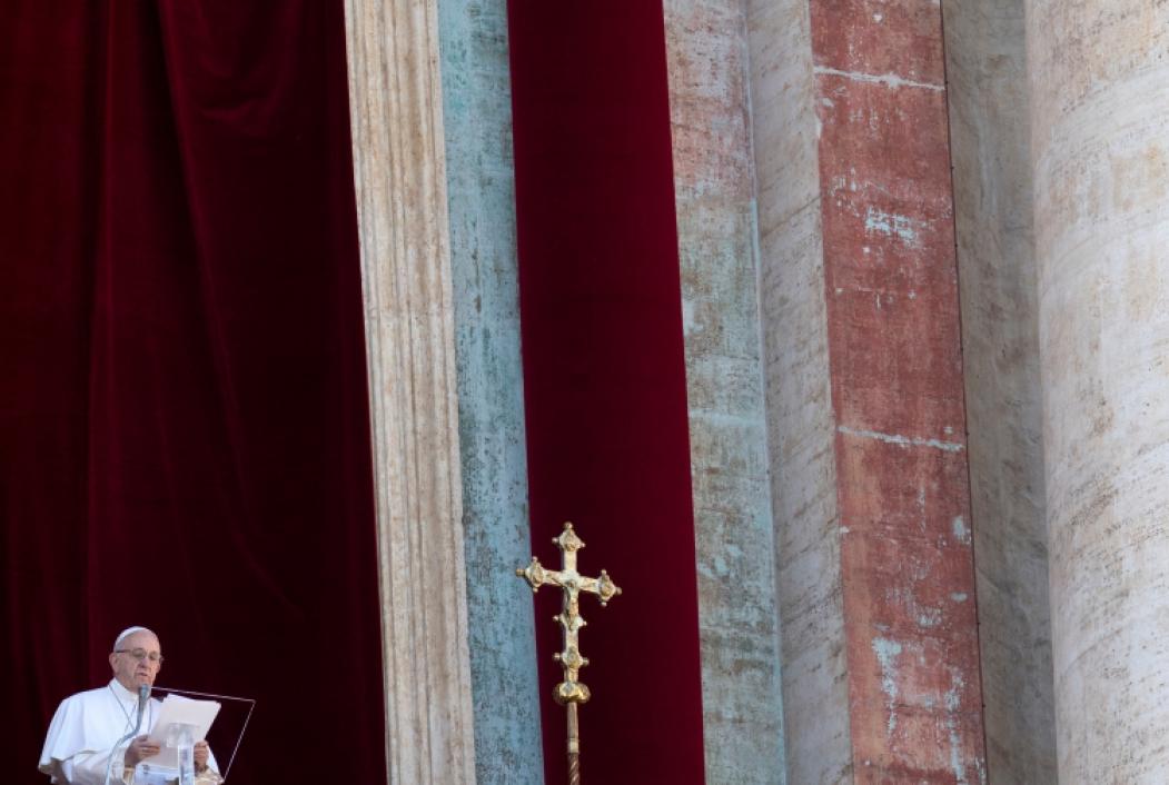 ?Francisco pediu ainda aproximação no tensão religiosa entre  Ucrânia e Rússia