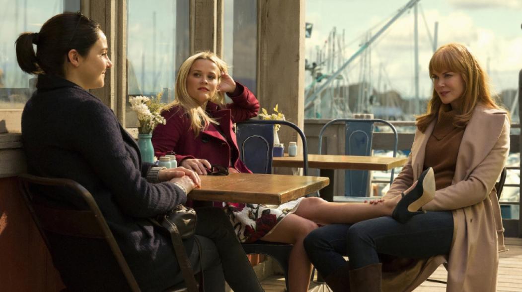 """Com Nicole Kidman, Reese Witherspoon, Shailene Woodley e grande elenco, a série """"Big Little Lies"""" integra o catálogo do streaming da HBO GO (Foto: Divulgação)"""