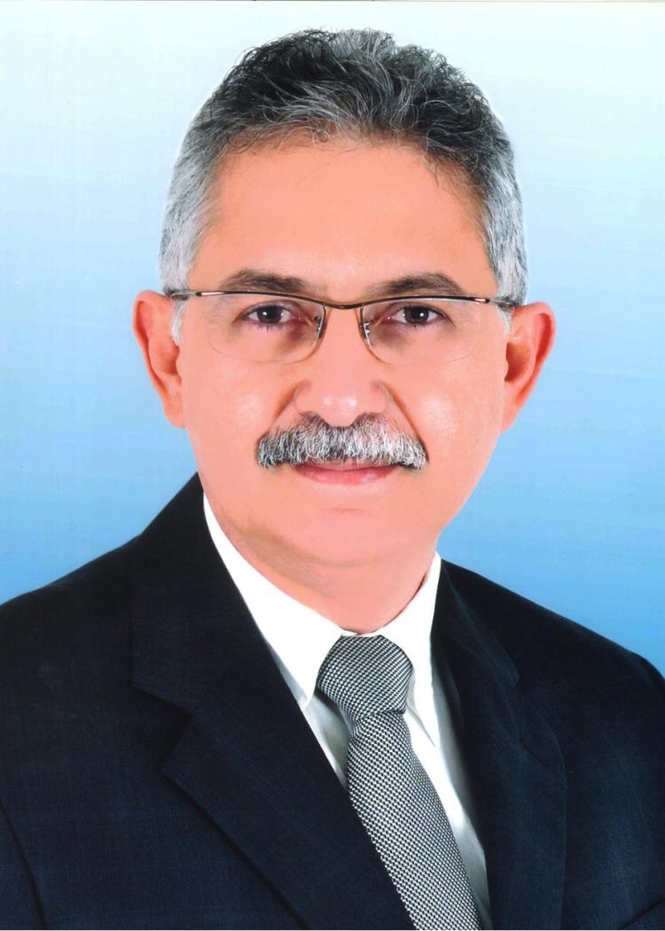 Nilson Diniz  Prefeito de Cedro e vice-presidente da Associação dos Municípios do Estado do Ceará (Aprece)