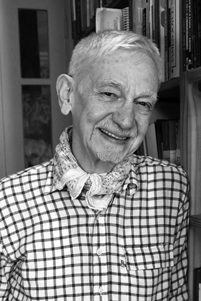 João Silvério Trevisan, escritor, é presença confirmada na programação da Flids