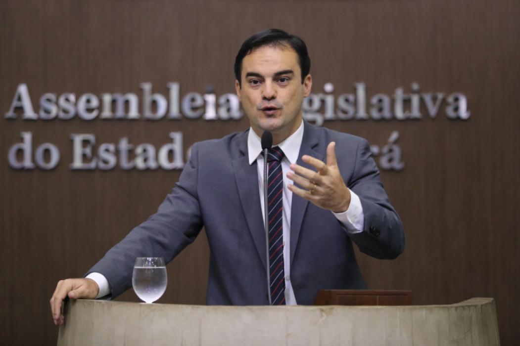 CAPITÃO WAGNER é pré-candidato a prefeito de Fortaleza