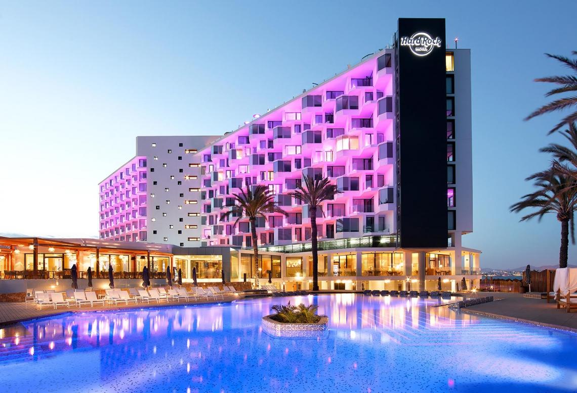 HARD ROCK HOTEL ficará localizado na praia da Lagoinha, em Paraipaba