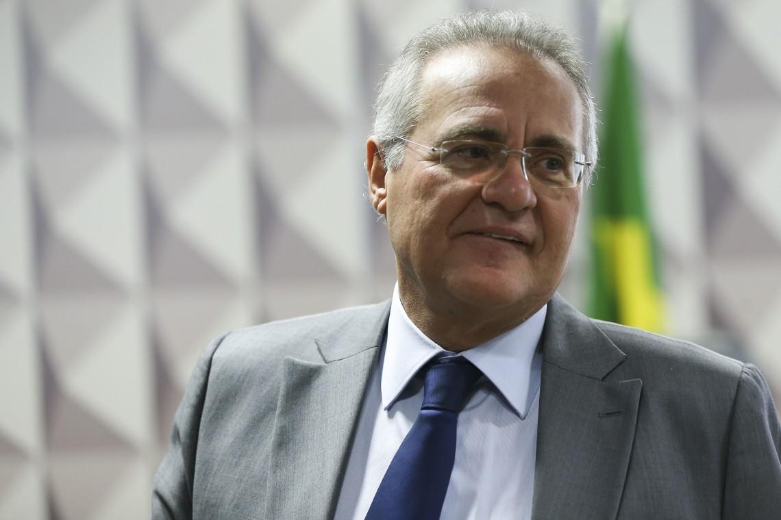 SENADOR Renan Calheiros tem usado redes sociais para criticar adversários (Foto: Marcelo Camargo/ Agência Brasil)