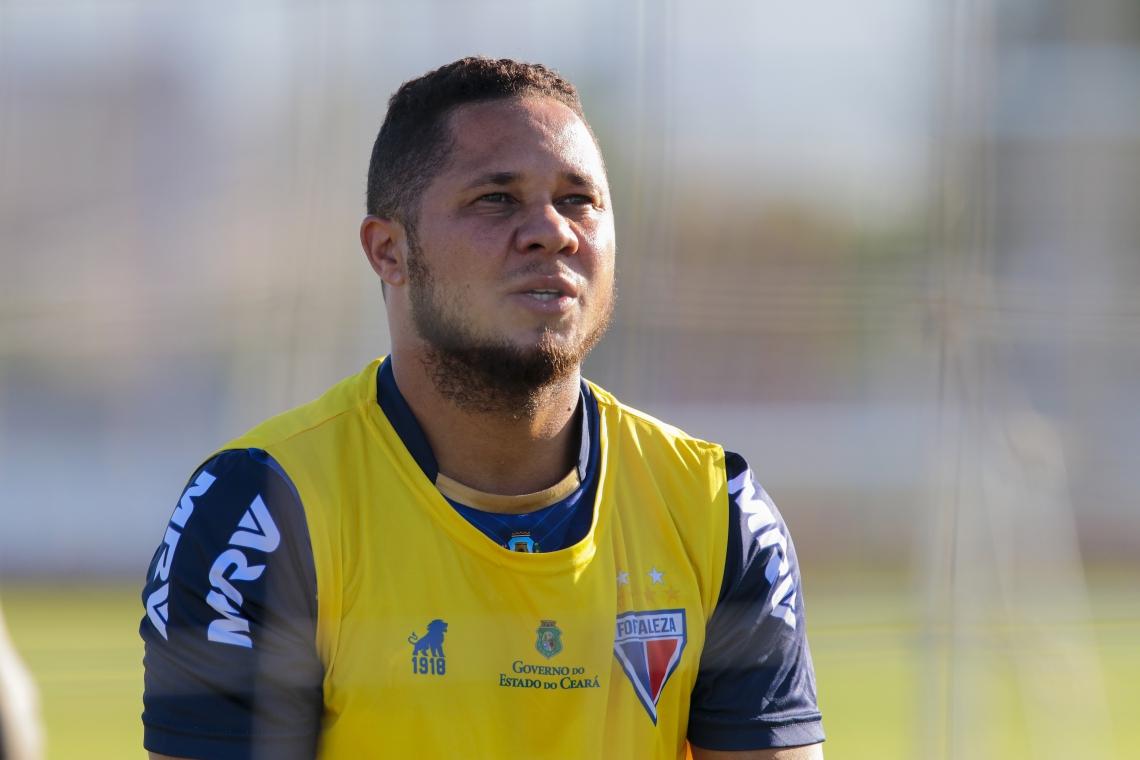 Madson jogou apenas 26 minutos pelo Fortaleza na atual temporada, contra o Barbalha