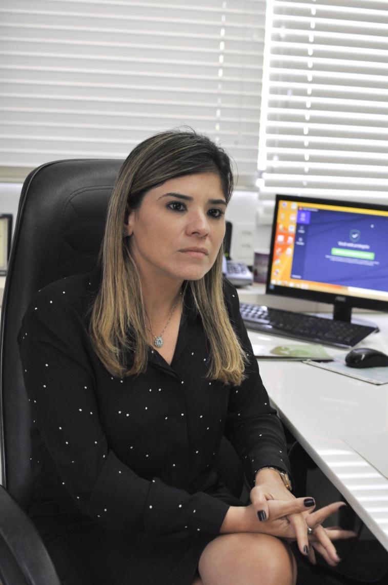 ROBERTA VASQUES ficou em segundo lugar nas eleições da OAB-CE