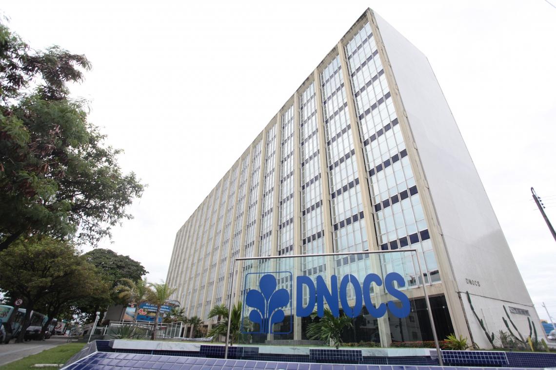 SEDE do Dnocs, em Fortaleza: ainda sem diretor da era Bolsonaro