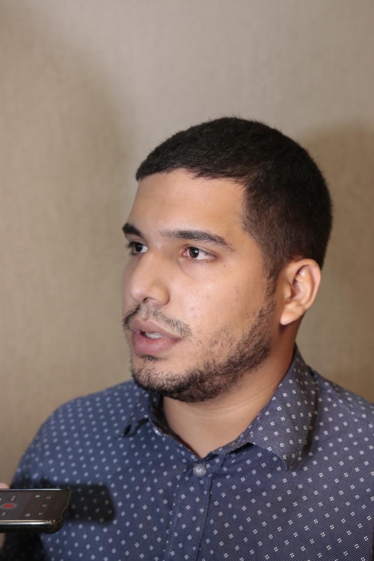 Deputado André Fernandes (PSL) está no centro de polêmica na Assembleia
