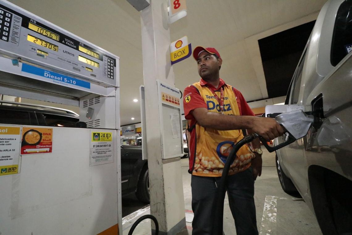 A orientação do Sindipostos é que não seja vendido combustível em galões ou recipientes similares.