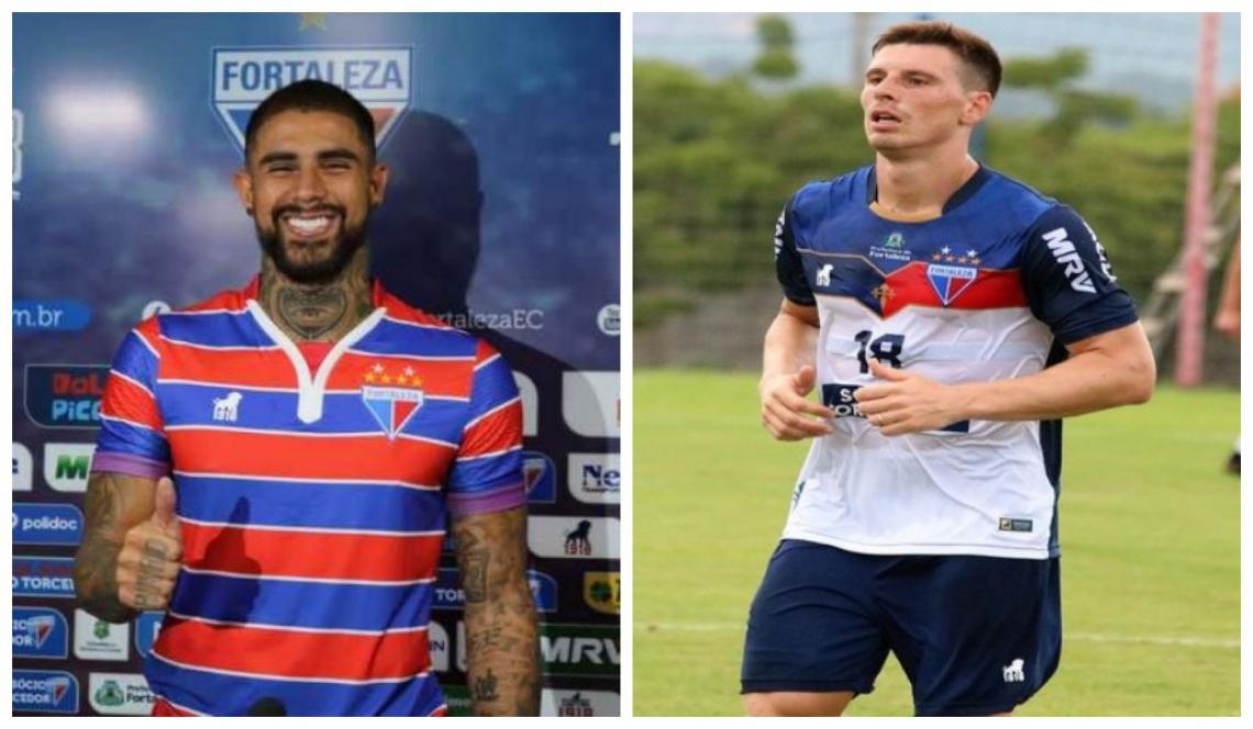 Quintero e Romero já treinam com o elenco tricolor