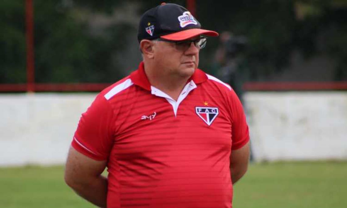 Marcelo Vilar treinou o Ferroviário em sua última passagem pelo futebol cearense