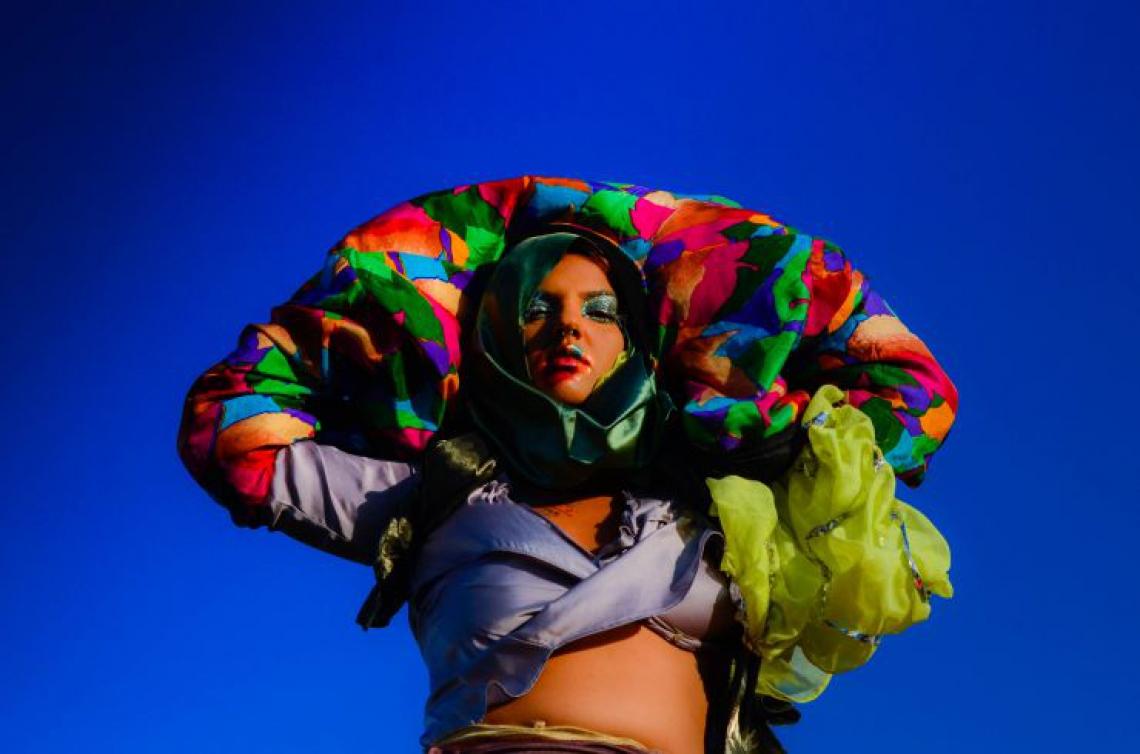 A cantora Ilya é uma das atrações do sábado, com show marcado para acontecer no Centro Cultural Belchior.
