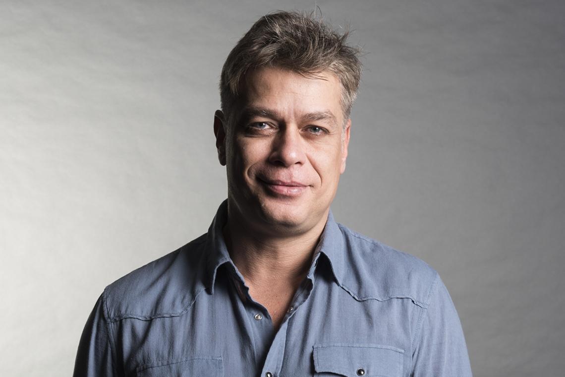 O ator Fábio Assunção