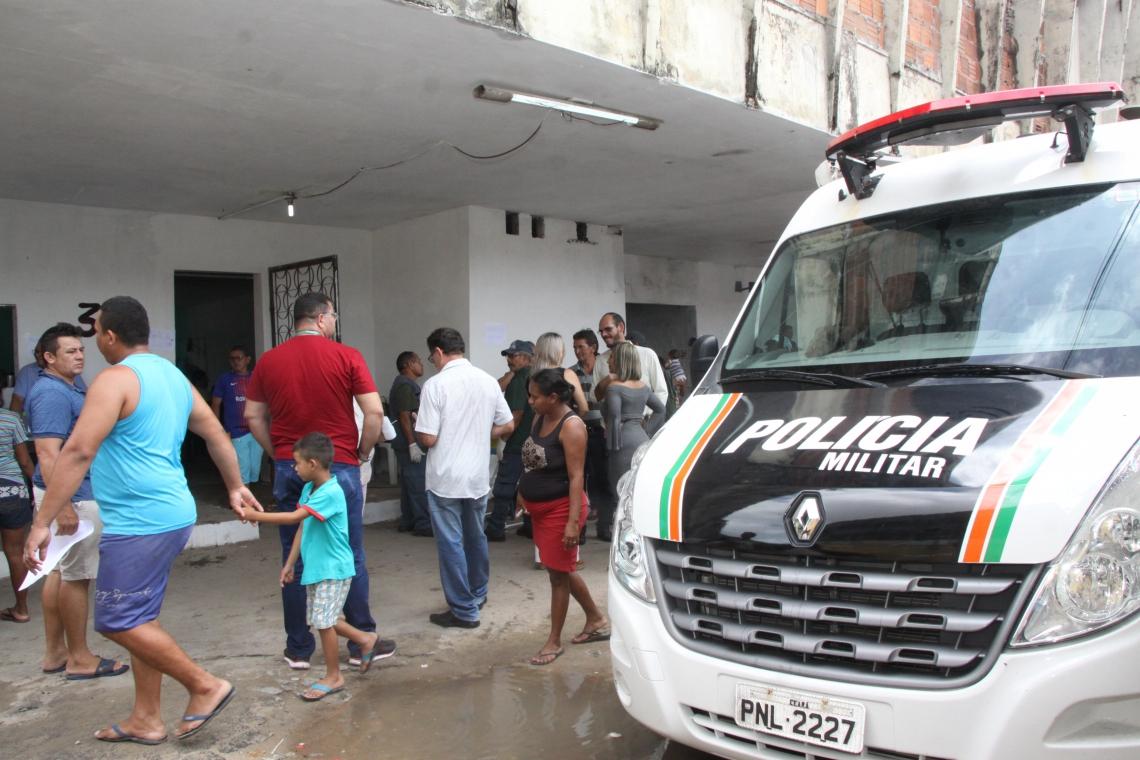 COMUNIDADE, localizada na Barra do Ceará, passa por pacificação