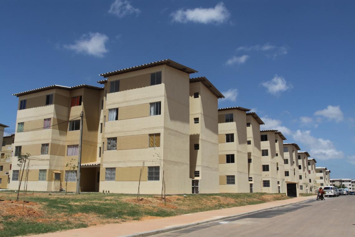 SEGUNDO O GOVERNO, o Ceará tem cerca de 24 unidades do Minha Casa, Minha Vida para serem entregues