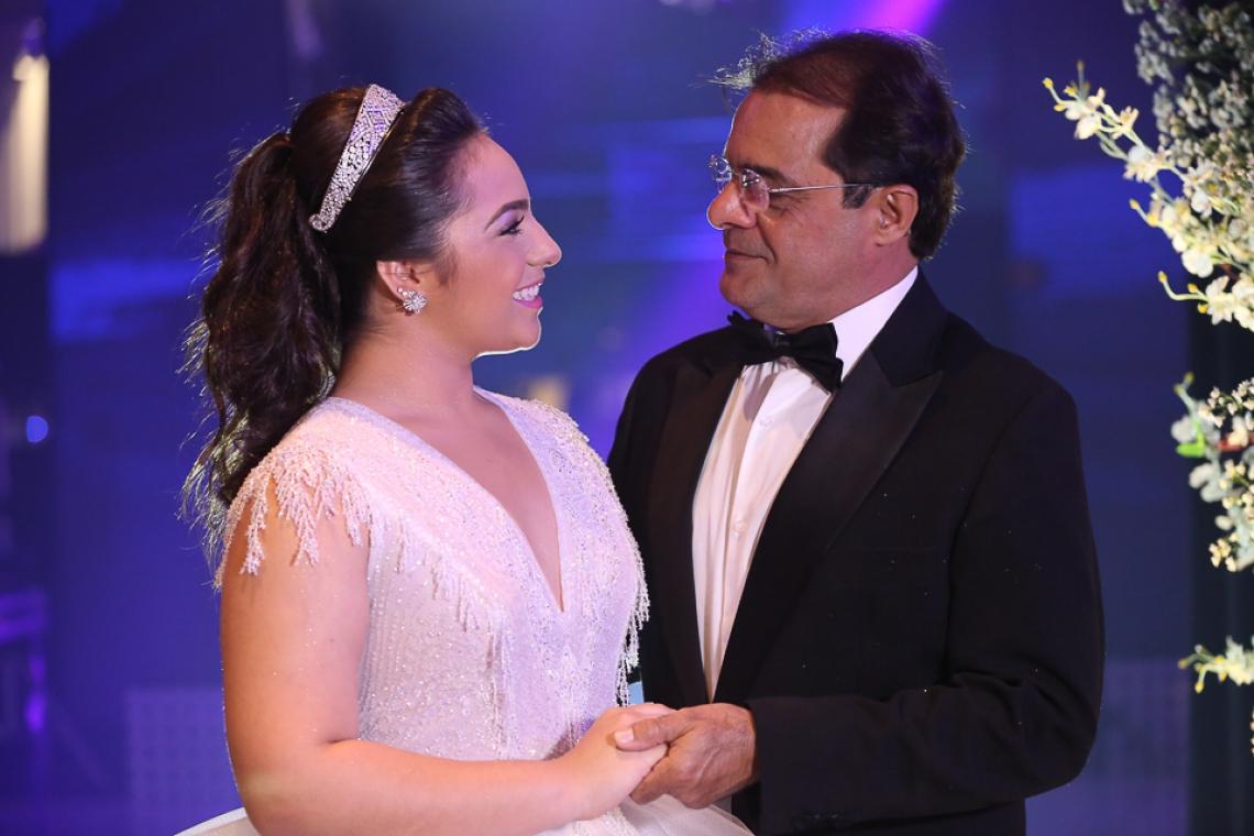 Alodinha Guimarães e Vagner Castro