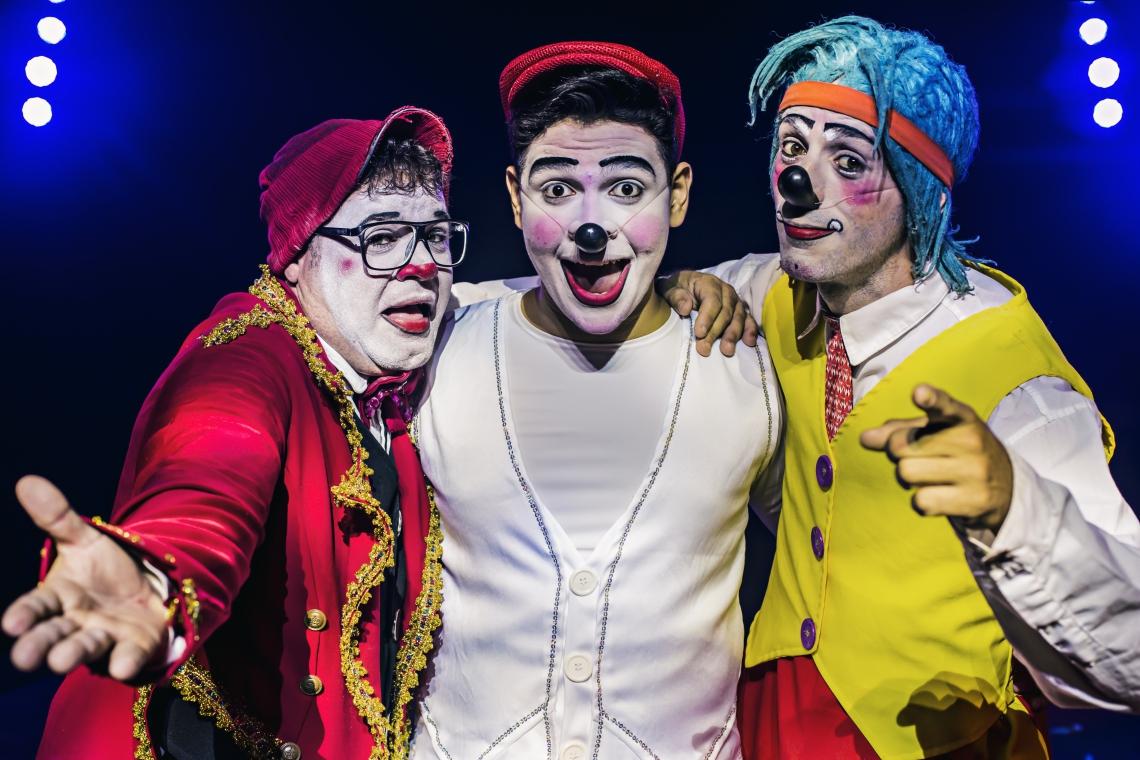 Marcos Frota Circo