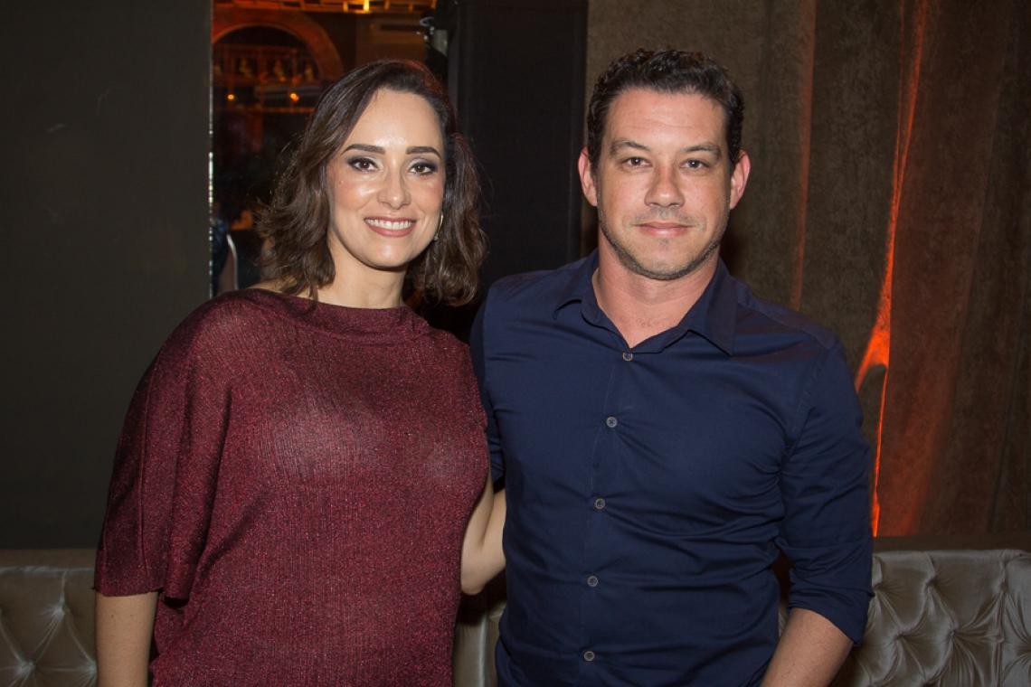 Raquel Dummar e Rodrigo Freire