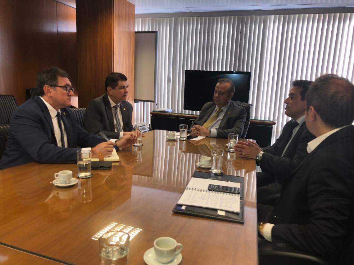 MAURO FILHO apresenta proposta de reforma da Previdência